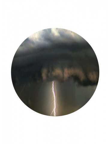 Zomer onweer