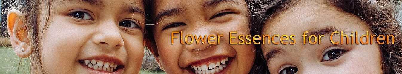 Blütenessenzen für Kinder