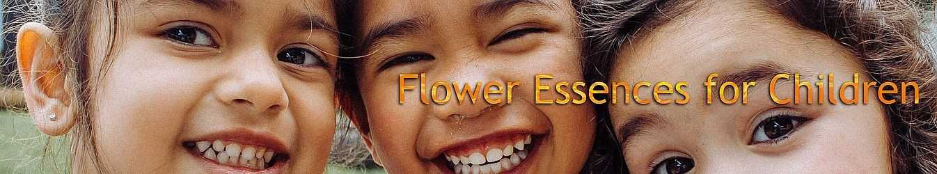 Flower Essences for Children
