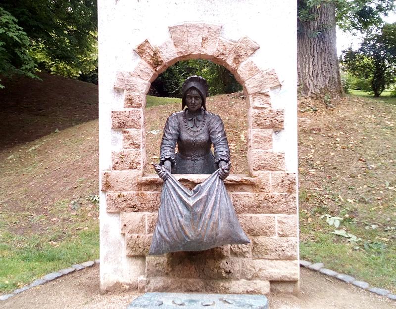 Mother Hulda